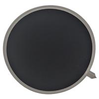 IHマット25cm 2P グレー/ブラック