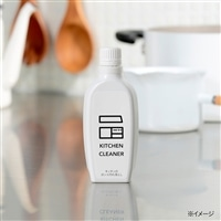 黒ずみ・水垢・油汚れ洗剤 キッチンのガンコ汚れ落とし 200g