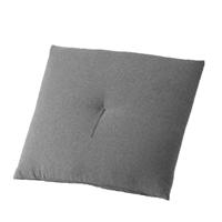 【店舗取り置き限定】へたりにくく綿寄りが少ない3層座布団プレイン ダークグレー