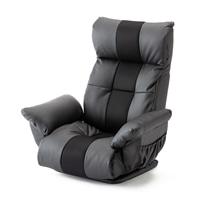 静音リクライニング ガス式肘掛け回転座椅子