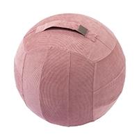 フィットネスボールカバー 65cm ピンク