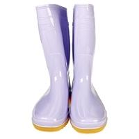 耐油白長靴24cm