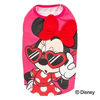 【2020春夏】タンクトップ ミニーマウス ピンク Lサイズ