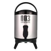 スポーツ飲料対応 保冷用ウォータージャグ 3型 ブラック