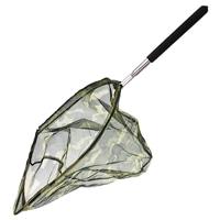 【店舗限定】のびーるネット 三角型 ワイド カモフラージュ