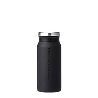 スクリュー型マグボトル 400ml ブラック