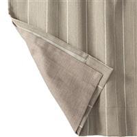 陽射し・音・熱・冷気を遮る裏地カーテン 105×105cm 1枚入