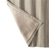 陽射しを遮る裏地カーテン 105×105cm 1枚入