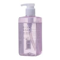 無添加 食器用洗剤 フローラルハーブの香り ポンプ 350ml
