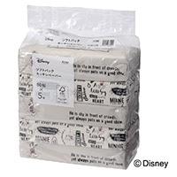ディズニー ソフトパックキッチンペーパー 80組×5個
