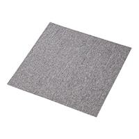 【店舗取り置き限定】タイルカーペット 40×40 プレイン/ベージュ