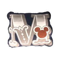 【数量限定】【2020秋冬】マシュマロクッション ミッキーマウス/ネイビー