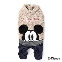 【2020秋冬】ズボン付トレーナー ミッキーマウス Sサイズ