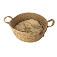 ペッツカーサ 天然草ベッド Mサイズ