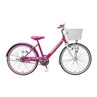 【店舗限定】【自転車】子供車 ポップスタイル POPSTYLE 3 24型 PK�U