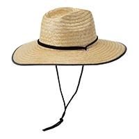 紳士麦わら帽子(消臭糸使用) ウエスタン ネイビー