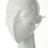 抗ウイルスニットマスク ホワイト M/L