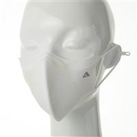 抗ウイルスニットマスク ホワイト S