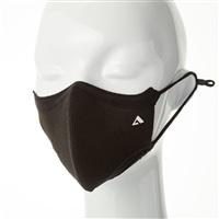抗ウイルスニットマスク ブラック S