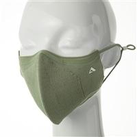 抗ウイルスニットマスク カーキ M/L