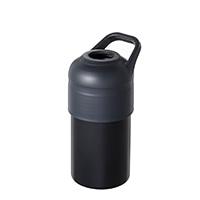 ボトルインボトル 500ml〜650ml用 ブラック