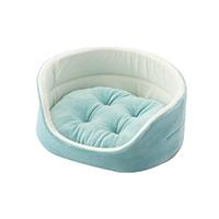【数量限定】丸型ベッド ニュークラグリーン Mサイズ