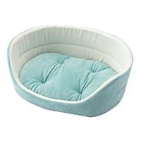 【数量限定】丸型ベッド ニュークラグリーン Lサイズ