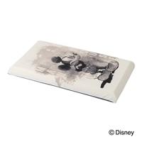 【2021春夏】ロングフロアクッションflatty ミッキーマウス 65×115×8cm