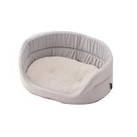 【数量限定】丸型ベッド ニュークラシック ピンク Mサイズ