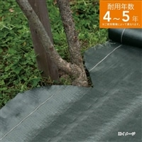高密度防草シート 2×25m ダークグリーン