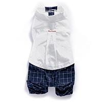 【2021春夏】ズボン付シャツ ホワイト Mサイズ