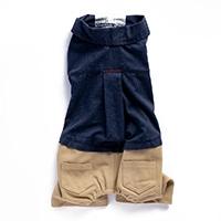 【2021春夏】ズボン付シャツ ネイビー Mサイズ