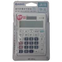 カシオ 余り計算電卓 MP-12R-N