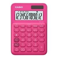 カシオ電卓 MW-C20C-RD-N