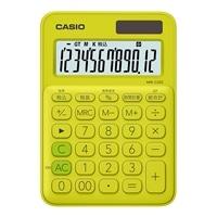 カシオ電卓 MW-C20C-YG-N