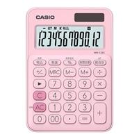 カシオ電卓 MW-C20C-PK-N