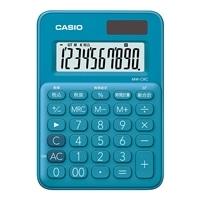 カシオ電卓 MW-C8C-BU-N