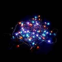【数量限定】LEDイルミネーションライト200球ミックス