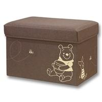 収納BOXスツール50W プ−さん
