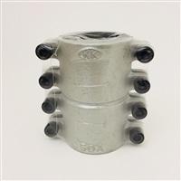 圧着ソケット 鋼管直管専用型 50A