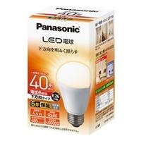 パナソニック LED電球 一般電球タイプ 4.4W(電球色相当) LDA4LHEW2