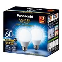 パナソニック LED電球 LDA7DGZ60ESW22T