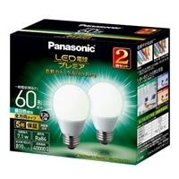 パナソニック LED電球 LDA7NGZ60ESW22T