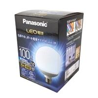 パナソニック ボール型LED電球 100W ・昼光色相当 LDG11DG95W