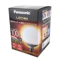 パナソニック ボール型 LED電球 100W・電球色相当 LDG11LG95W