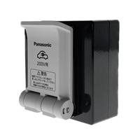 パナ EV充電用コンセント WK3911K