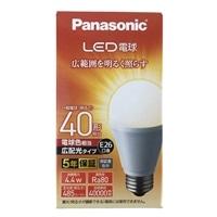 パナソニック LED電球 40形 電球色相当 LDA4LGEW