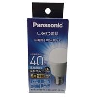 パナソニック LED電球 小型電球タイプ 広配光タイプ 4.0W(昼光色相当) LDA4DGE17ESW