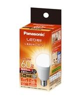 パナソニック LED電球 7.1W 電球色相当 LDA7LGE17ESW