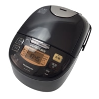 パナソニック IH炊飯器 5.5合炊き SR-HVC1080-K
